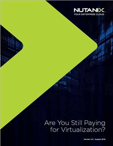 Betaalt u nog steeds voor virtualisatie?