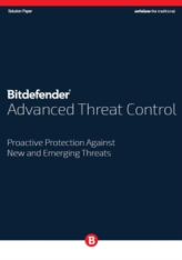 Advanced Threat Control: Proactive Protection Against New and Emerging Threats
