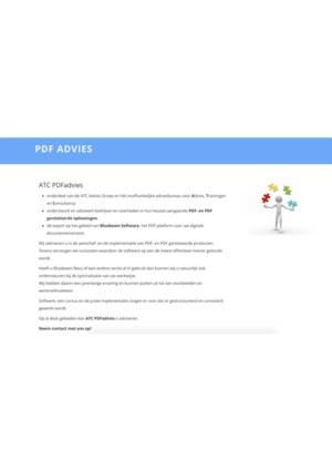 Over ATC PDFadvies