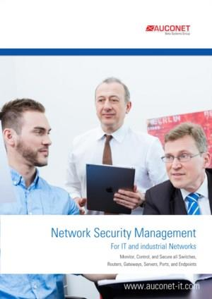 How to manage your Network Security with Auconet BICS