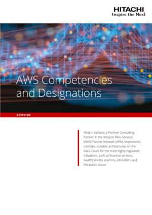 AWS Competencies and designations