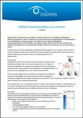 Unified Communications as a Service (UCaaS): efficiënter én effectiever communiceren voor een vaste prijs per maand