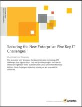 Two-factor Authentication: Het wapen in de strijd tegen de 5 grootste IT Security-uitdagingen