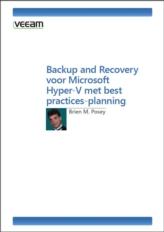 Best Practices voor back-up en recovery in Microsoft Hyper-V omgevingen