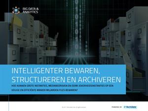 Intelligenter bewaren, structureren en archiveren