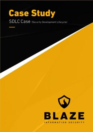 Secure Development Life Cycle
