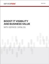 IT Service Catalog: maak inzichtelijk welke waarde IT vertegenwoordigt binnen uw organisatie