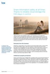 Altijd veilig informatie delen: CIO in control bij Royal HaskoningDHV