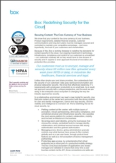 Cloud-based Content Security: onwrikbaar fundament voor Enterprise Mobility & Collaboration