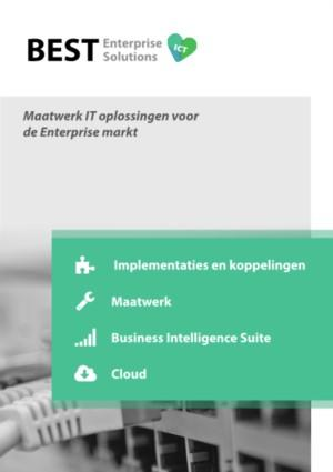 Brochure BEST Enterprise Solutions