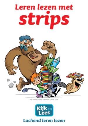 Leren lezen met strips