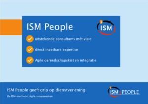 ISM People, uitstekende consultants met visie