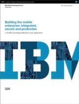 Checklist voor het bouwen van een Mobile Enterprise