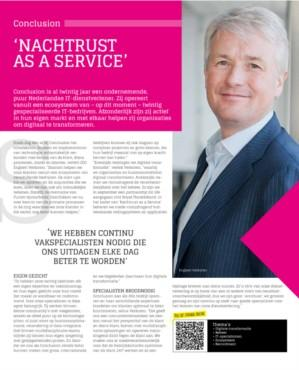 'Nachtrust as a Service'