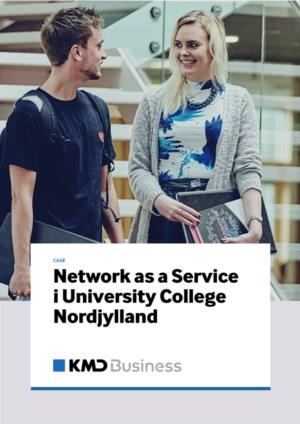 Network as a Service i University College Nordjylland