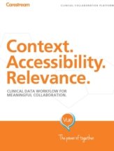 Carestream - Clinical Collaboration Platform
