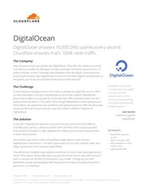 DigitalOcean Case Study