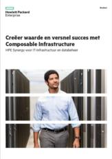 Creëer waarde en versnel succes met composable infrastructure
