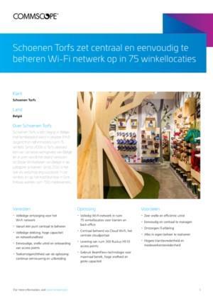 Cloud Wi-Fi in 75 winkels? Deze keten doet het zo!