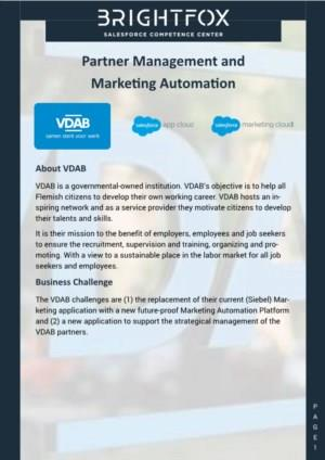 Partner Management and Marketing Automation