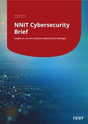 NNIT Cybersecurity brief