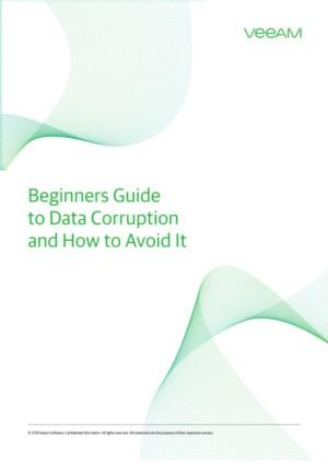 Data corruption types and countermeasures