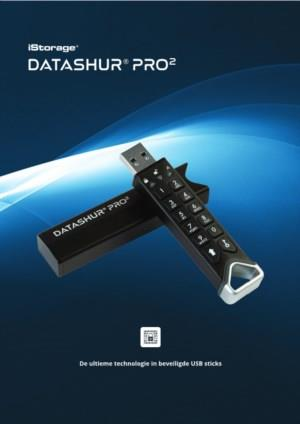 datAshur Pro2: supersnelle en ultra veilige USB 3.0 stick