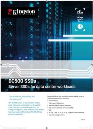 DC500 SSD