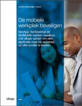 De mobiele werkplek beveiligen