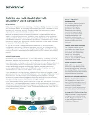 Hoe zorg je voor de beste multi-cloud strategie?