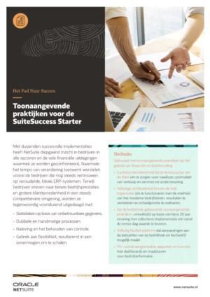 Het Pad Naar Succes: Toonaangevende praktijkcases hoe uw IT systemen te optimaliseren