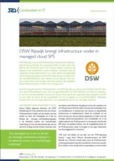 DSW Rijswijk brengt infrastructuur onder in managed Cloud