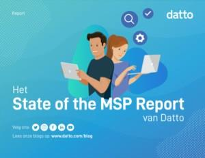 Het State of the MSP Report van Datto