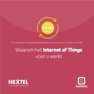 Waarom het Internet of Things voor u werkt
