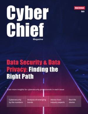 Cybersecurity Magazine juni 2019: Data Security & Data Privacy: Het juiste pad vinden