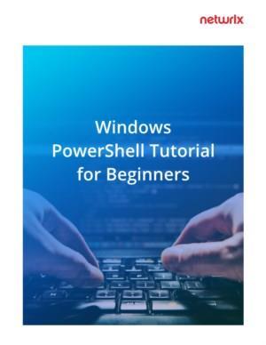 Windows PowerShell Tutorial voor beginners
