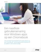 Een naadloze gebruikerservaring voor Windows-apps op een Chromebook