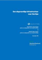 Een slagvaardige infrastructuur voor DevOps