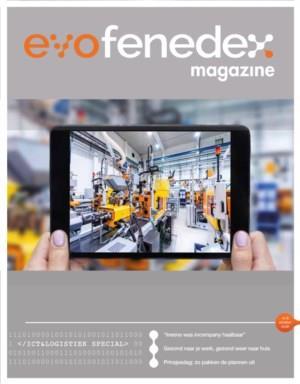 evofenedex Magazine - ICT&Logistiek special