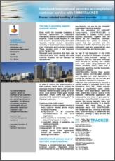 Rabobank professionaliseert dienstverlening met OMNITRACKER