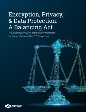 Versleuteling, Privacy, & Gegevensbescherming: Een evenwichtsoefening