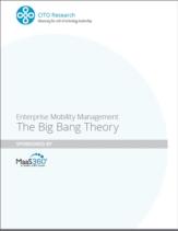 """Enterprise Mobility Management: Het beheersen en beheren van """"The Big Bang of Mobility"""""""