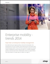 Enterprise mobility trends 2014: Haal meer uit Enterprise Mobility Management