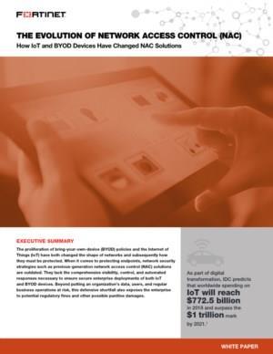 Hoe BYOD en IoT Network Access Control voorgoed hebben veranderd