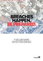 Breaches happen. Be prepared.