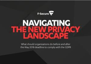 GDPR Playbook: Navigating the new privacy landscape