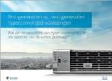 Wat zijn de voordelen van hyper-converged 2.0 ten opzichte van de eerste generatie?