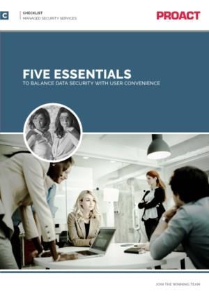 5 Belangrijke tips voor balans tussen gebruiksgemak en gegevensbescherming