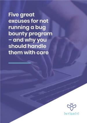 5 excuses why you shouldn't do bug bounty!