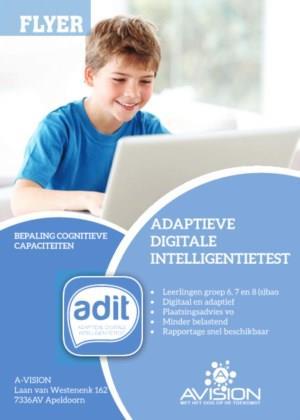 ADIT - Adaptieve Digitale Intelligentie Test